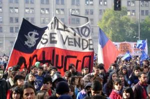 2011 en Movimiento: La protesta de los estudiantes en Chile