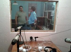 Radios comunitarias en Chile, Entrevista con Ong-ECO en Radio San Joaquín