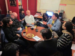 Francisco Godinez: Hay que revisar los mitos de la ley de medios de Argentina