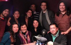 Equipo ECO participa en Encuentro de Radialistas Comunitarios en U de La Serena