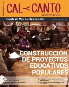 ECO relanza revista Cal y Canto