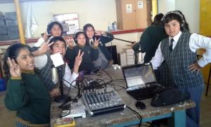 Levantando voces desde la escuela: Radios escolares en Atacama.