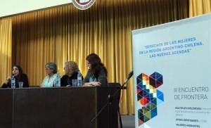 Al sur de ninguna parte: La violencia contra las mujeres en la región Argentino-Chilena