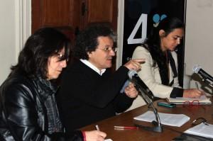 Organizaciones en defensa de derechos y bienes comunes: 4to Congreso de ONGs: debate, revisión y proyección